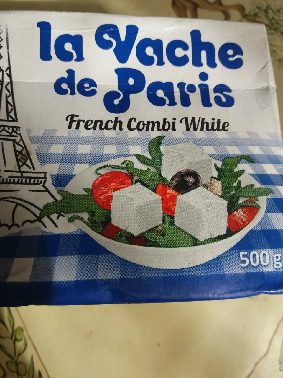 Сыр - Фета * La Vache de Paris * - Парижская Буренка  / 500г/ Франция