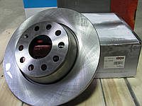 Диски тормозные задние Skoda Octavia A5, Super B, Yeti 1K0615601AD, фото 1