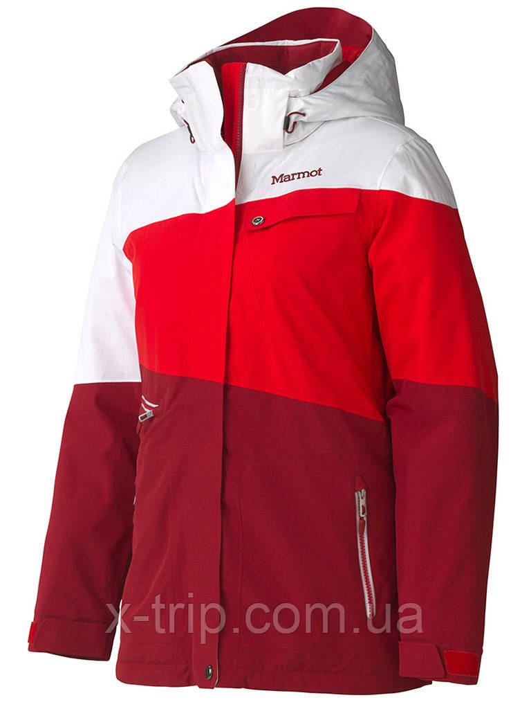 420cccc4eeeaa Горнолыжная куртка женская Marmot Wm's Moonshot Jacket - Kamchatka -  туристическое снаряжение! в Днепре
