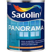 Краска Sadolin PANORAMA -  краска для окон и дверей, белый BW, 2,5 л.