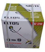 Бензокоса Eltos БГ-3900 3ножа+1леска