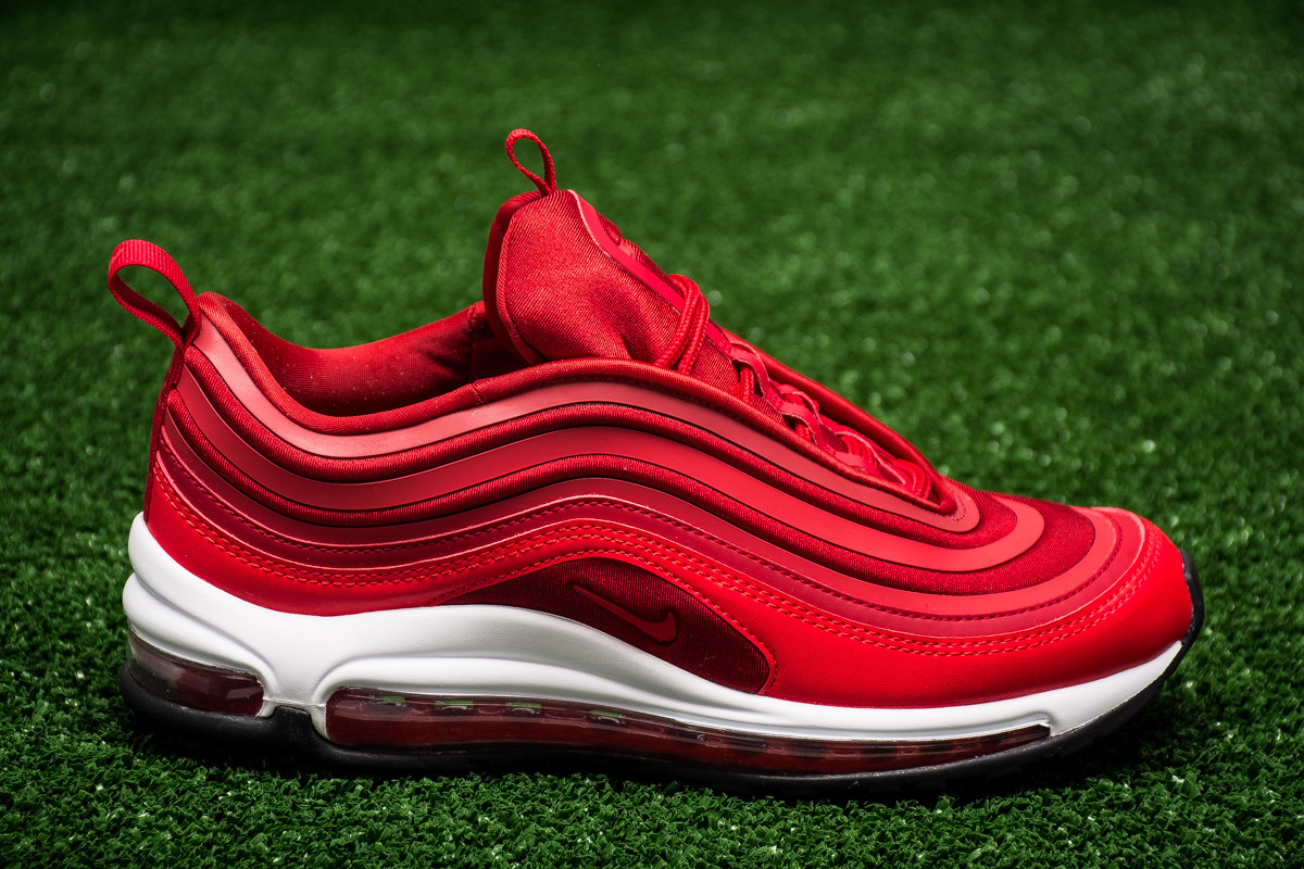 best loved 125c2 50dc3 Nike Air Max 97 Ultra Gym Red