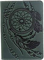 Обложка на паспорт SHVIGEL 13836 Зеленая, Зеленый, фото 1