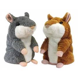 Говорящие хомяки и игрушки