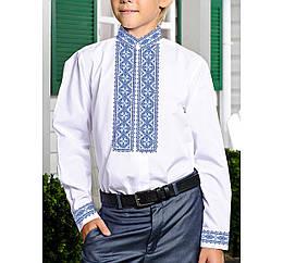 Заготівля дитячої сорочки та вишиванки для вишивки бісером для хлопчиків Бисерок «X-510» (X-510)