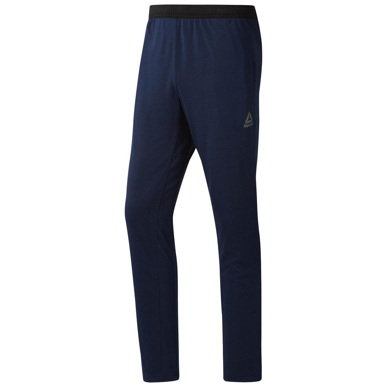 Мужские брюки Reebok Training Essentials Jersey (Артикул: D94218)