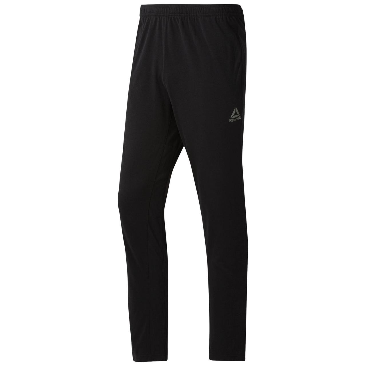 Мужские брюки Reebok Training Essentials Jersey (Артикул: CY4853)