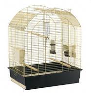 Ferplast Greta Gold - клетка для попугаев и птиц