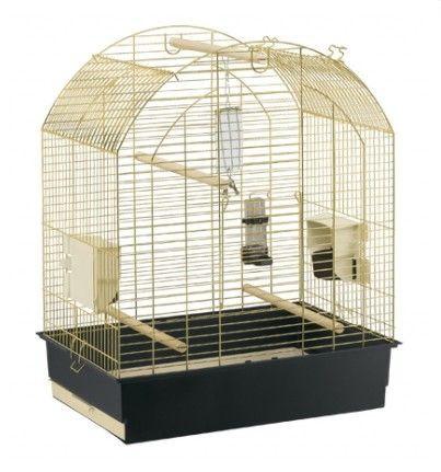 Ferplast Greta Gold - клетка для попугаев и птиц (69x44x84см), фото 1