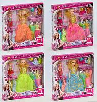 Детские куклы модели.Товары для девочек.Куклы детские в коробке.Игровой набор кукла с нарядом.