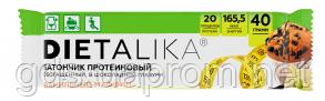 Батончики протеиновый Ванильный Маффин (DIETALIKA), (20шт.)