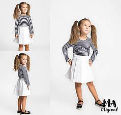 Детская тельняшка Seagirl с полосатым принтом
