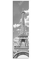 Фотокартина на холсте Эйфелевая башня, 50*180 см
