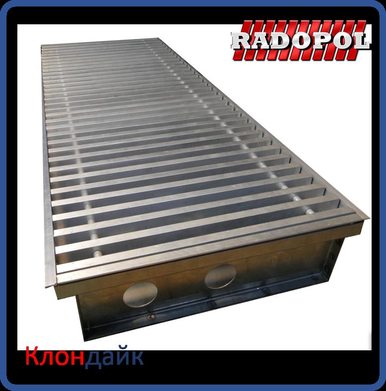 Внутрипольный конвектор Radopol KVK 14 350*4500
