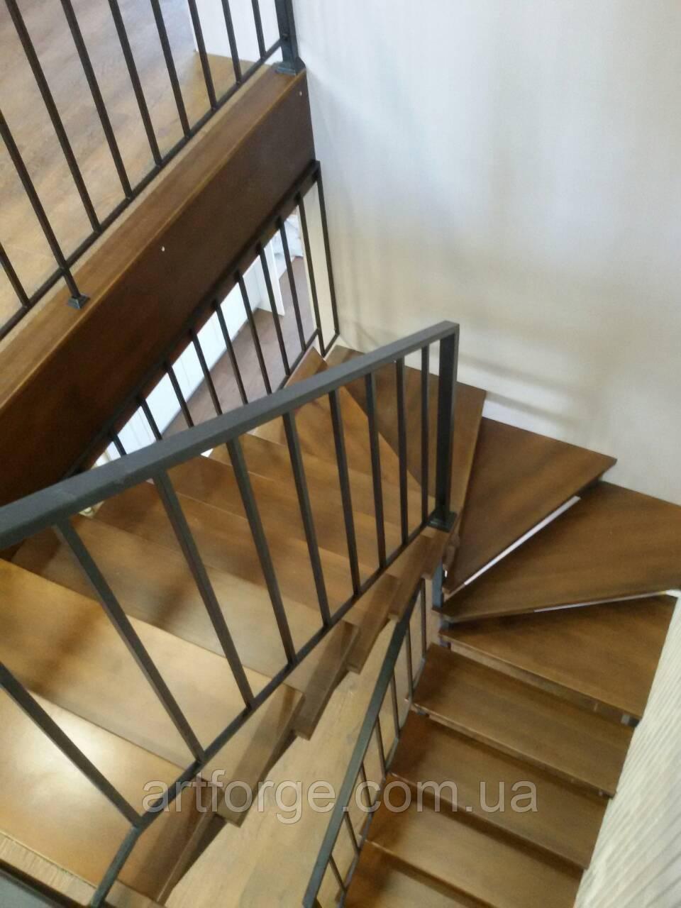 Ступени для открытой лестницы (бук. ясень, дуб, клен и др)