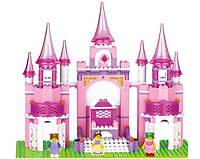 """Конструктор Sluban M38-B0152 """"Замок для принцессы"""", 472 деталей"""