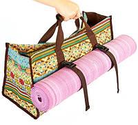 Сумка для йога коврика YOUGA Bag DoYourYoga FI-6971-3