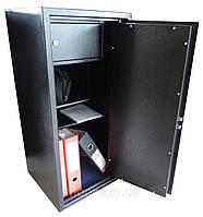 Сейф офисный TM «Ferocon» ЕС-85К.Т1.П2.9005