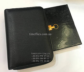 Чоловічий шкіряний гаманець Zilli №1