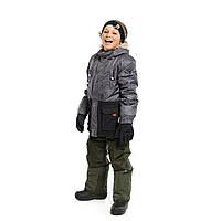 Зимний лыжный термокостюм р. 128-164 (Канада)  ТМ SNO F18 M 303 AF подростковый для мальчика 7-16 лет