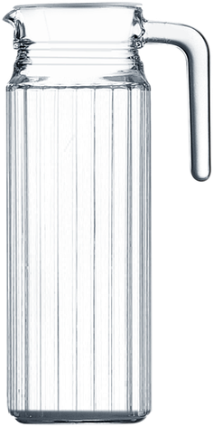Кувшин граненный 1000 мл, фото 2