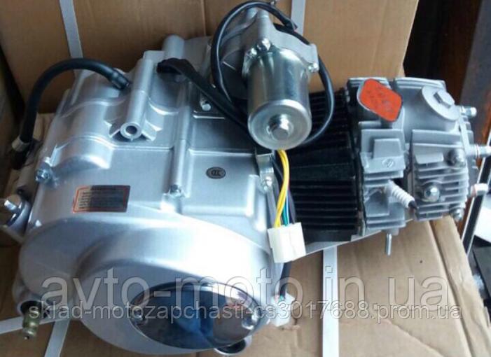 Двигатель 110см3 Дельта механика d-52.4мм