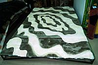 Купить ковер из меха овчины мутона, ковры их натурального меха Киев, фото 1