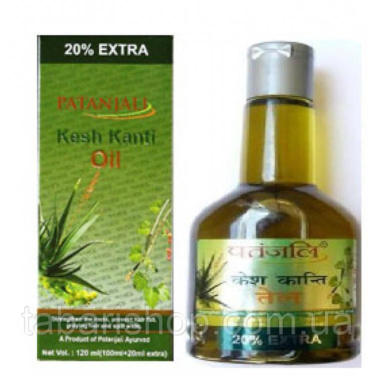 Масло Кеш Канти Патанджали для волос, Kech Kanti Hair Oil Patanjali, 300 мл