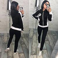 c6235c60f2d Женский спортивный костюм из турецкой двунитки (разные цвета)