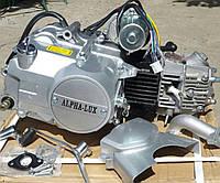 Двигатель 110 куб механика 52,4мм