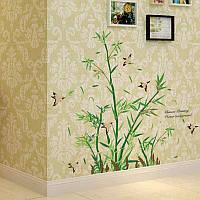 Интерьерная виниловая наклейка на стену, фото 1