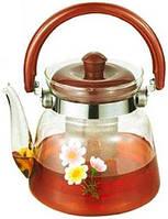 Заварник ( чайник для заварки ) термостекло 1400 мл Stenson MS-0136