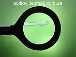 Лупа ручная, Ø 85 мм, 3-х кратная, с подсветкой, фото 5