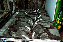 Хутряний килим на підлогу, Килим дизайнерський, красиві килими
