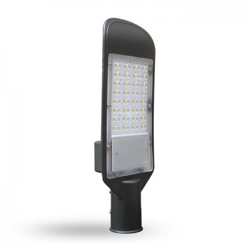 Уличный LED светильник SP2914 100W 6400К IP65 10000lm smd с линзами
