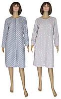 Обновление серии! Теплые женские флисовые халаты Mari Grey ТМ УКРТРИКОТАЖ в новом дизайне!