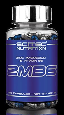 Scitec ZMB6 caps 60