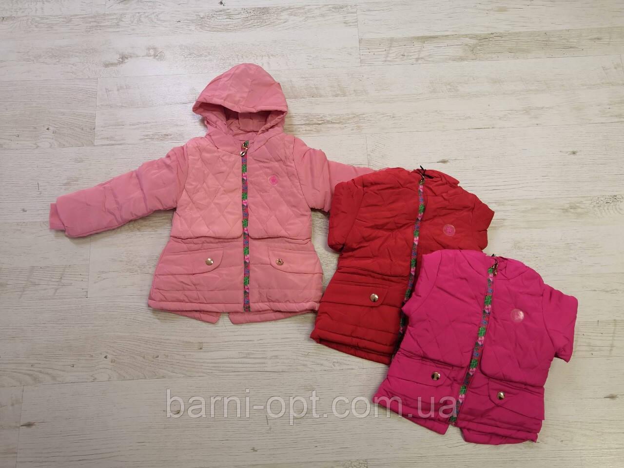 Куртка на девочек оптом, Crossfire , 1-5 рр