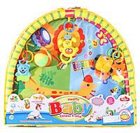 Детский коврик для малышей 518-17