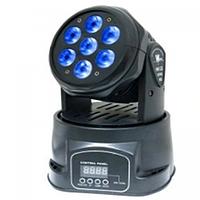 Светодиодная LED голова MHWASH7*12W 4 in 1