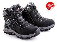Высокие ботинки зимние на мальчика CBT.T (р33-34)