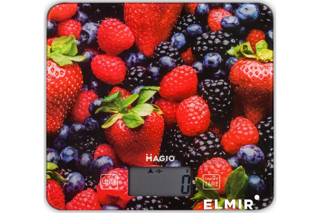 Весы кухонные Magio 790 5 кг/электронные/ стекло, 790MG, /П2