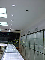 Потолочное LED освещение