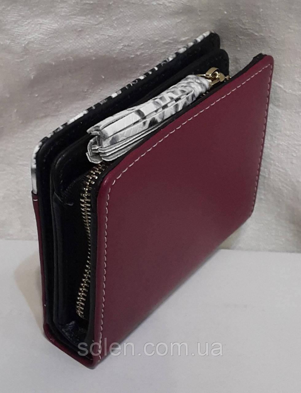c2b9c9829b78 Компактный женский кошелёк. Маленький кожаный кошелёк.: продажа ...