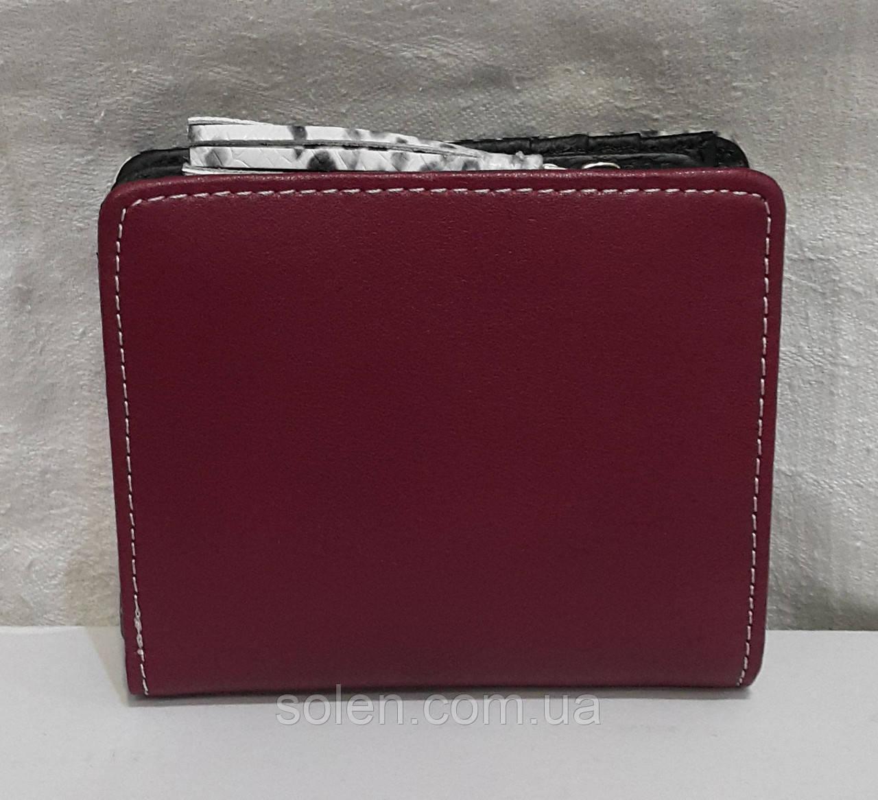 58dd054300ae ... Компактный женский кошелёк. Маленький кожаный кошелёк., фото 4 ...