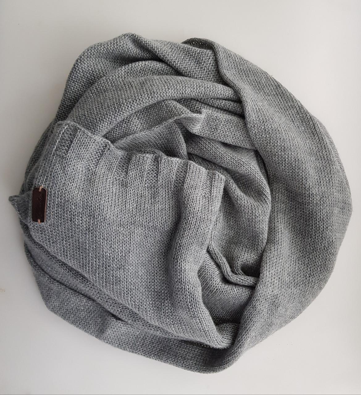 Шарф Chadrin knitted мужской, фото 1