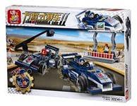Конструктор SLUBAN Формула1 M38-B0355 300 деталей классный подарок мальчику