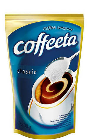 Cухие сливки Coffeeta classic 200 гр., фото 2
