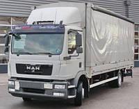 Лобовое стекло MAN TGM 12.250 кабина C, триплекс
