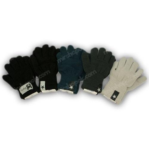 Перчатки утепленные, р. 16 (9-10 лет), производитель Польша, R011DB-16